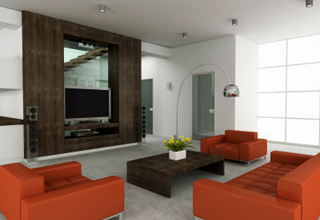 Panama City Beach Living Room Contractor